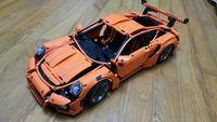 DECOOL Bricks 2726pcs Technic Race Car Chrome Type Plating Hub E Manuel Toy Fit Lego Technic