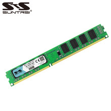 Suntrsi DDR3 Ram 8GB 1600MHz 1333MHz 4GB For Desktop Computer 1.5V Desktop Memory 240pin(China)