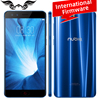 "Global firmware ZTE Nubia Z17 Mini S Mobile Phone Dual Front Back Camera Octa Core 5.2"" 6GB RAM 64GB ROM Snapdragon 653 4G LTE"