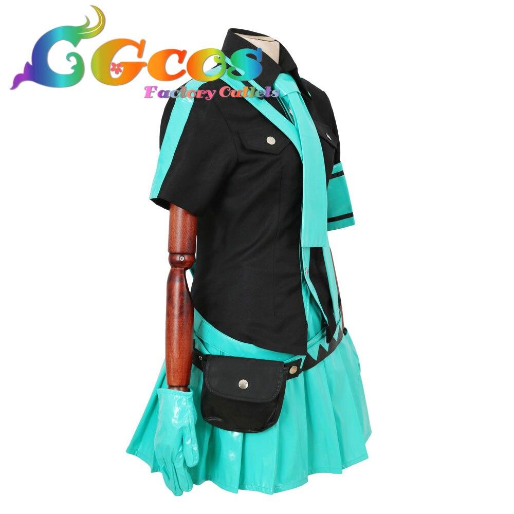 CGCOS Envío Gratis Traje de Cosplay Vocaloid Yeonae jeonseon Hatsune - Disfraces - foto 3