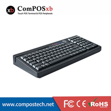 Good High quality 101 Keys Common POS Keyboard With Interface: PS/2 Utility for All In One POS