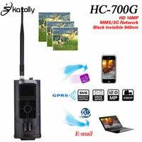 HC700G 16MP 1080P Night Vision Trail Cameras Trap 3G GPRS MMS SMS HD Hunting Camera SMS