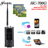 HC700G 16MP 1080P Night Vision Trail Cameras Trap 3G GPRS MMS SMS HD Hunting Camera SMS