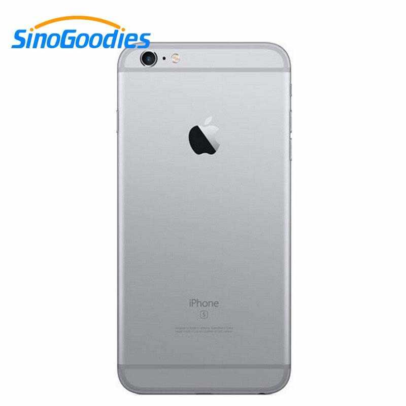Novo original apple iphone 6 1 gb ram 4.7 polegada ios duplo núcleo 1.4 ghz 32 gb rom 8.0 mp câmera 3g wcdma 4g lte telefone móvel inteligente