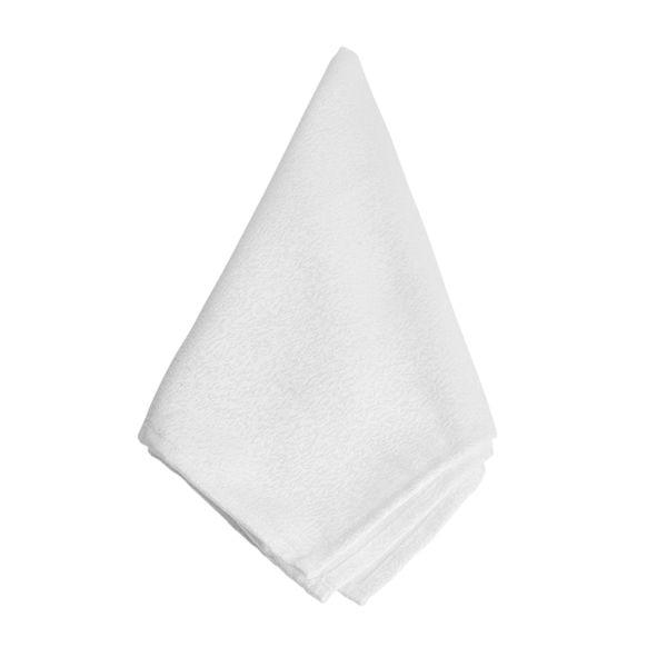 12 Pcs/Lot White <font><b>napkins</b></font> Fabric Table White Polyester <font><b>Napkins</b></font> 28X28CM White Wedding Event Decor