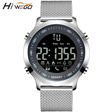 Hiwego Hiking Sports Smart Watch 5ATM Waterproof font b Smartwatch b font 365 Days Stand by