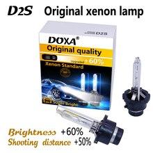 D2S высокое качество 2 шт./лот D2S 35W 12V авто HID D2S ксеноновая лампа D2S 4300K 6000K 8000K