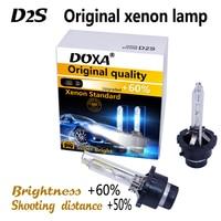 FREE SHIPPING D2S 100 High Quality 2pcs Lot D2S 35W 12V Car HID D2S Xenon Bulb