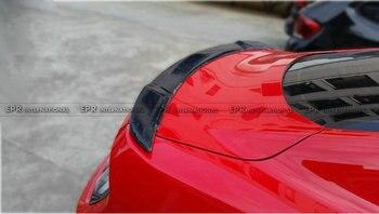 Voor Ford 2015 Mustang Koolstofvezel Sigala Style Achtervleugel Glossy Fibre Kofferbak Spoiler Accessoires Racing Trim Auto-Styling