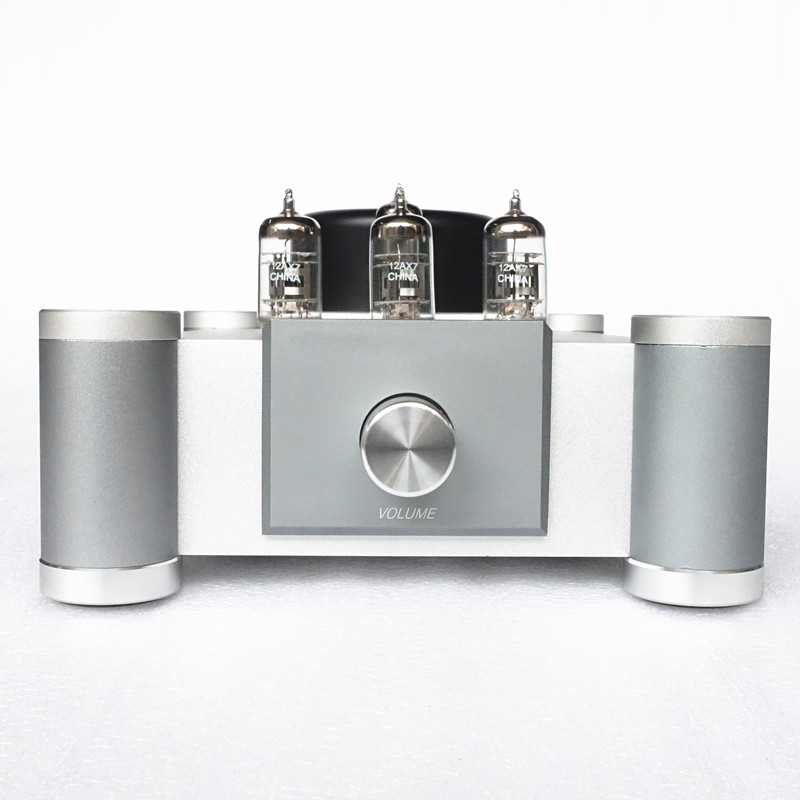 WEILIANG AUDIO imitate Maratz 7 evacuated tube preamplifier-in Amplifier from Consumer Electronics