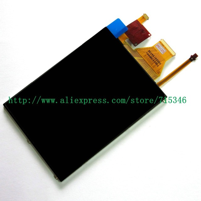 Nieuwe lcd scherm voor canon powershot s120 digitale camera reparatie deel + backlight + touch