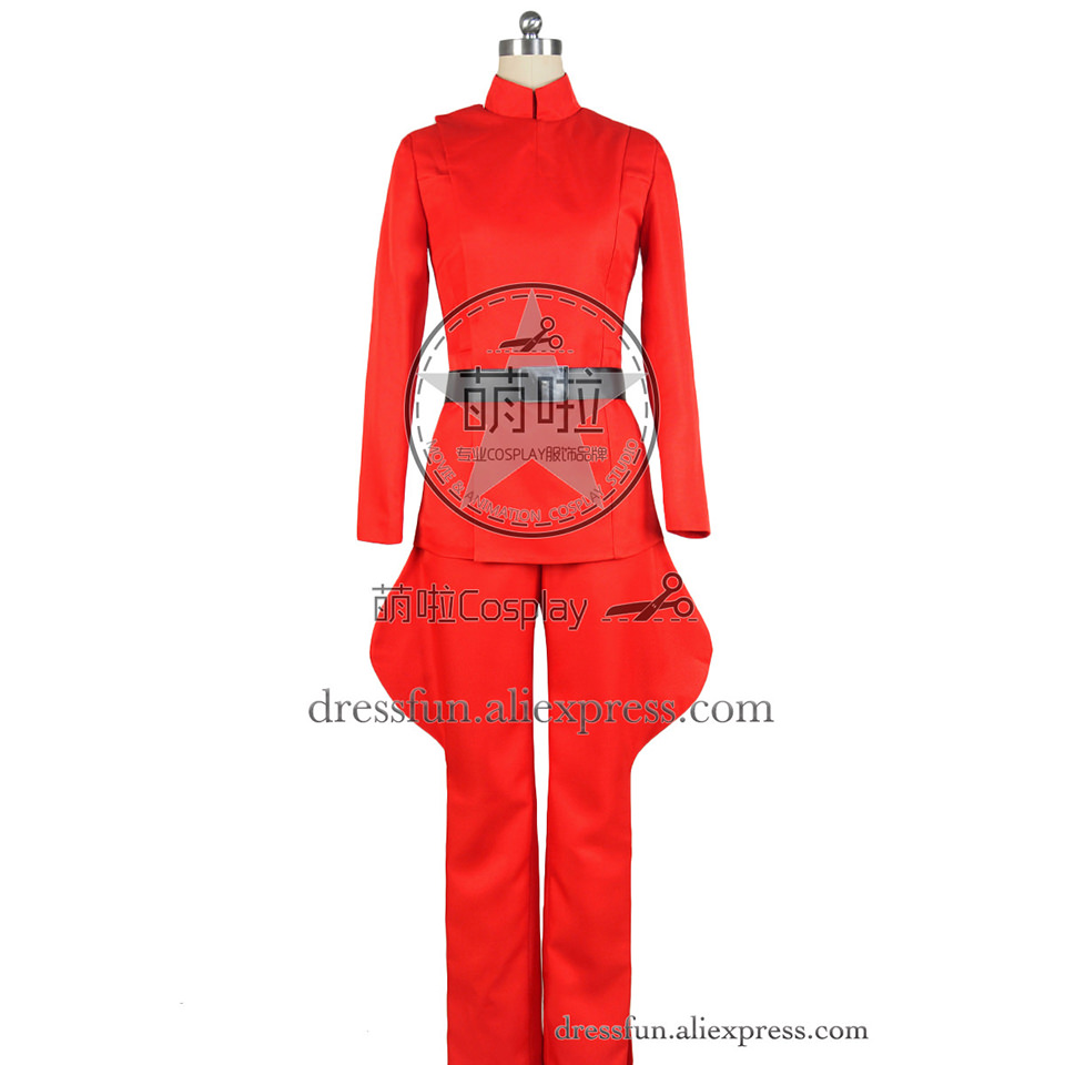 Star Wars Imperial Stormtrooper Officer Admiral Outfit Uniform Cosplay Costume