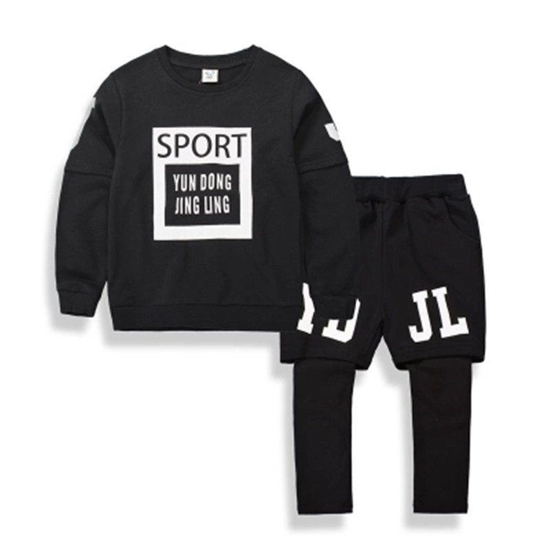 New Boy tracksuits Costume Suits Kids Causal Suit For Boys Vetement Bebe Garcon Boy Set Toddler Boy Clothes