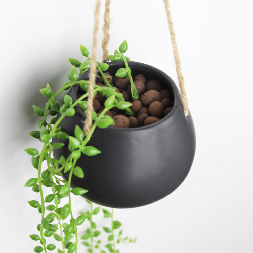 creative suspendus pots succulentes flowerpot suspension. Black Bedroom Furniture Sets. Home Design Ideas