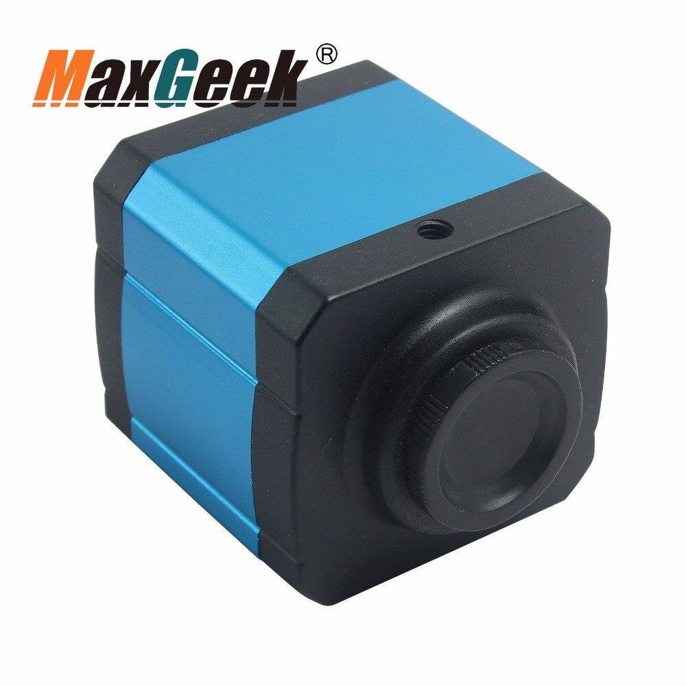14MP CMOS A Colori Macchina Fotografica C Mount Video Recoder DVR per Digital Video Microscopio Lente di Ingrandimento - 2