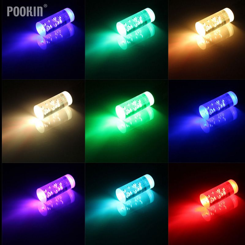 AC85~265V E27 3W RGB 16 Color Changing LED Crystal Light Bulb Lamp Remote Control Dimmable Spotlight Lighting