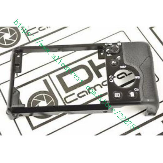 Repair Parts For Sony ILCE-7 ILCE-7S ILCE-7R A7 A7S A7R Original Rear Shell Back Cover With SD Card Door Cover