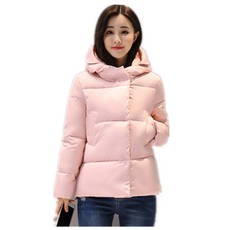 2017 New Fashion Winter Jacket Women Winter Coat Women Parkas Warm Jacket Female outerwear цены онлайн