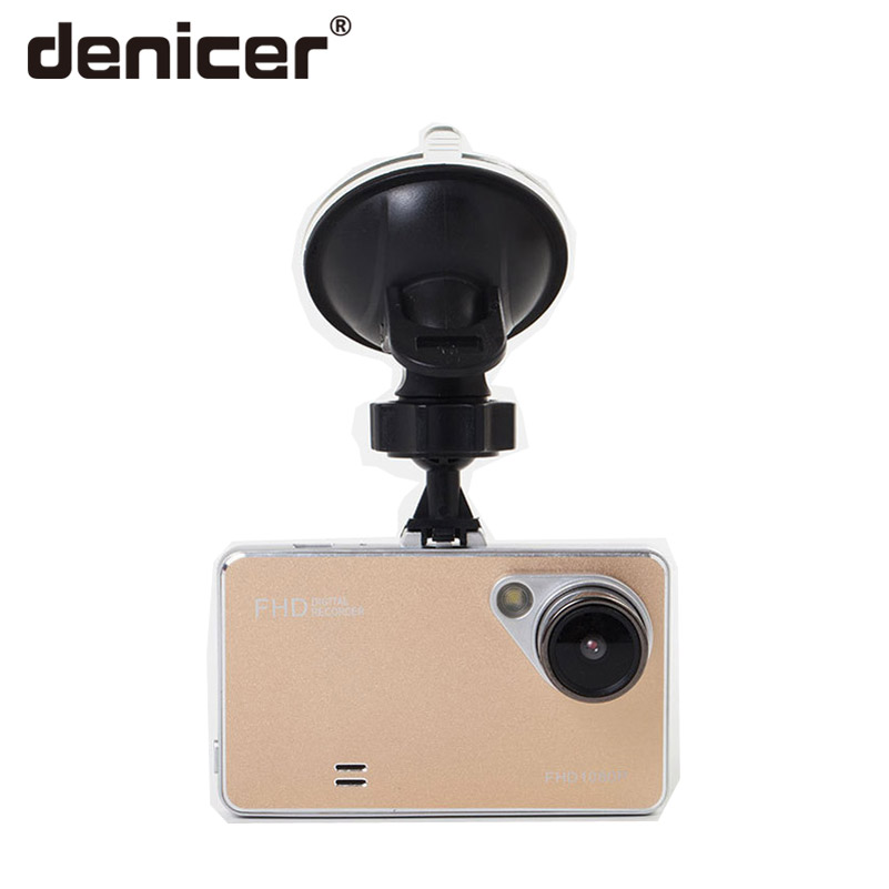 Denicer Mini 3.0 Inch Car Dvr Full HD 1080P Dash Cam Camcorder Video Recorder DVR Automotive Car Camera Registrator Dash Camera цена
