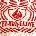 Новый Продукт бесплатная доставка арамидных противопожарной изоляции перчатки термостойкие перчатки 932F барбекю перчатки печь перчатки завод прямые поставки