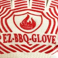 New Product free shipping aramid fire insulation gloves Heat resistant glove 932F bbq glove oven glove  factory direct supply