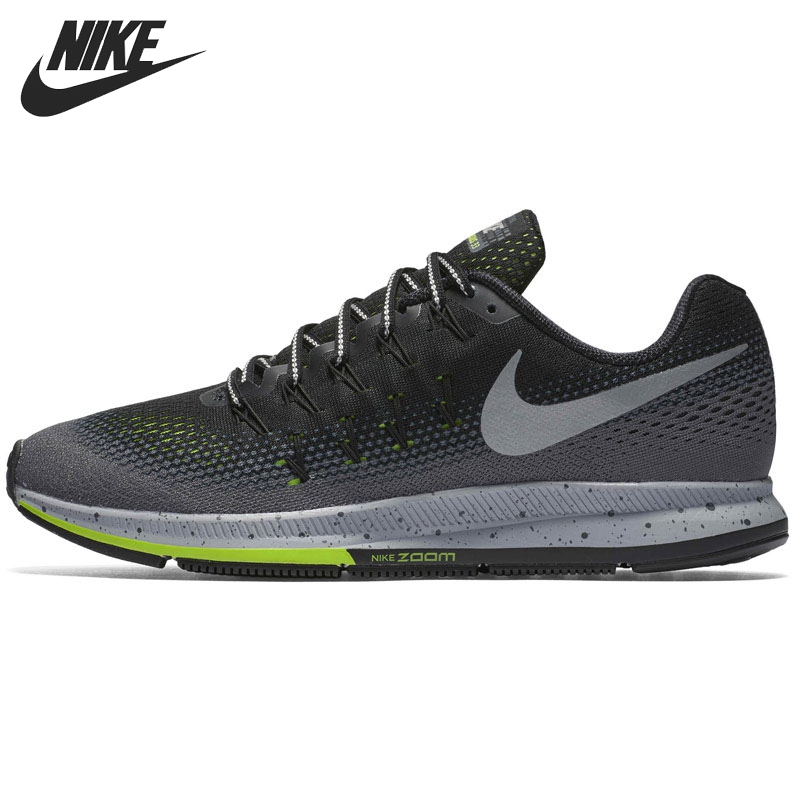 70f058e1c36a Original New Arrival 2017 NIKE AIR ZOOM PEGASUS 33 SHIELD Men s Running  Shoes Sneakers-in Running Shoes from Sports   Entertainment on  Aliexpress.com ...