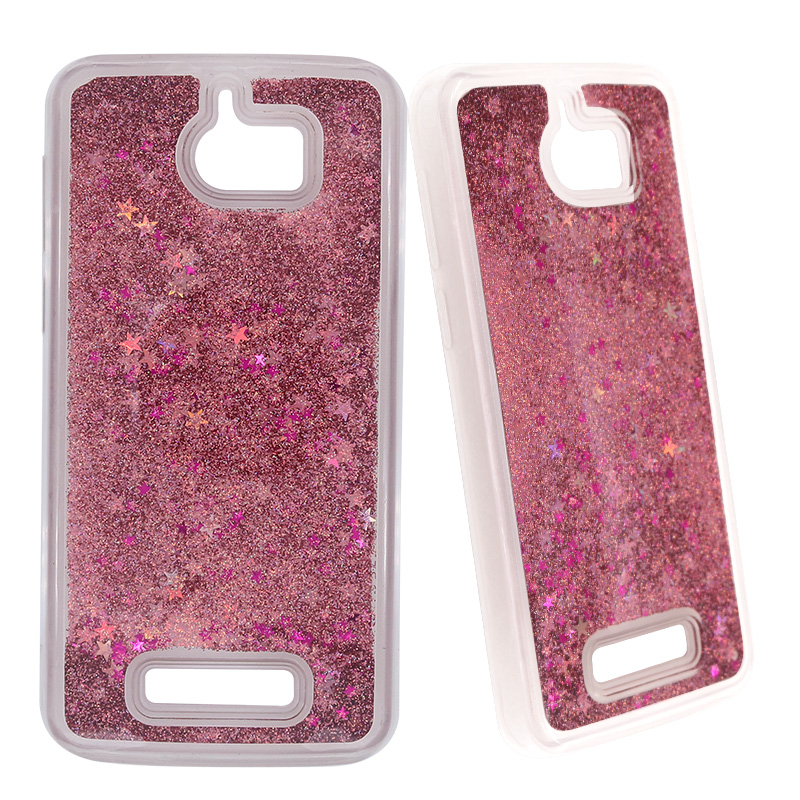 Dynamic Liquid Glitter Sand Soft TPU Case for Coolpad Defiant 3632 Cover Quicksand Mobile Phone Shell ...
