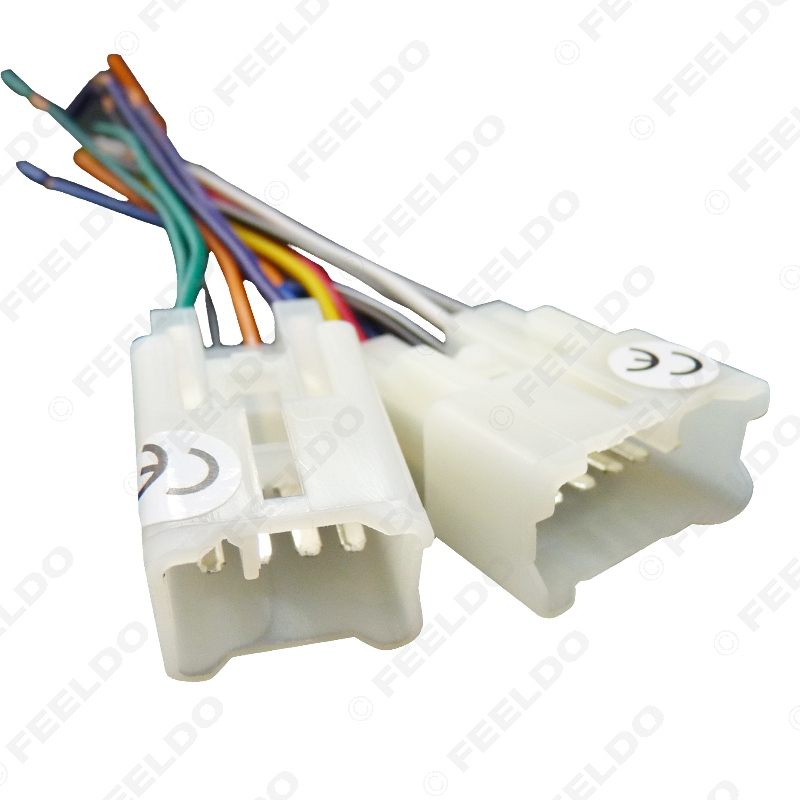 compare prices on toyota wiring harness online shopping buy low car oem audio stereo wiring harness adapter for toyota scion install aftermarket cd dvd