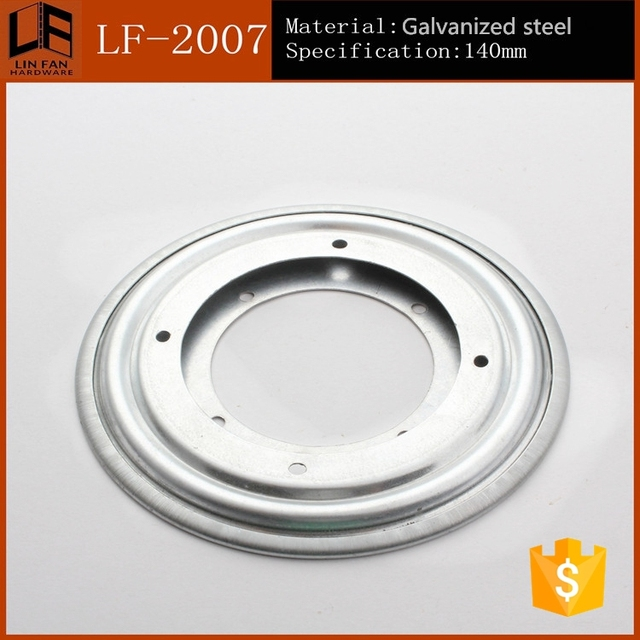 140mm Lazy Susan Dining Table Turntable Hotel Home Furniture Wheel Parts  Industrial Rotary Table Bearing Swivel