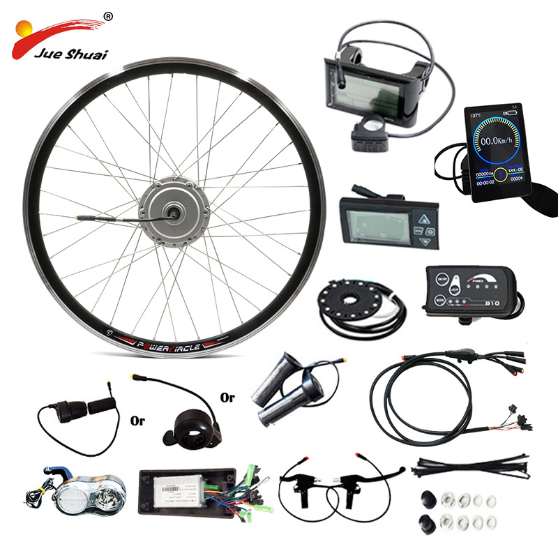 BAFANG Motor Wheel 36V 250W Ebike Electric Bike Kit Without Battery 8FUN Hub Motor E Bike Bicycle Electric Bike Conversion Kit