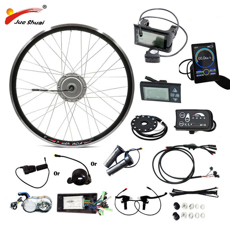 BAFANG Motor Wheel 36V 250W Ebike Electric Bike Kit without Battery 8FUN Hub Motor e Bike Bicycle Electric Bike Conversion Kit