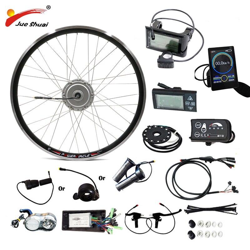 BAFANG moteur roue 36 V 250 W Ebike vélo électrique Kit sans batterie 8FUN Hub moteur e vélo vélo électrique vélo Kit de Conversion