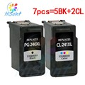 Hot Sale Canon 240 241 PG240 CL241 240XL 241XL 240 241 Ink Cartridge Compatible for MX372/432/512/MG2120/3120 Inkjet Printer
