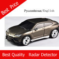 Voice Alert 360 degree Radar detector English and Russian option Whole sale price