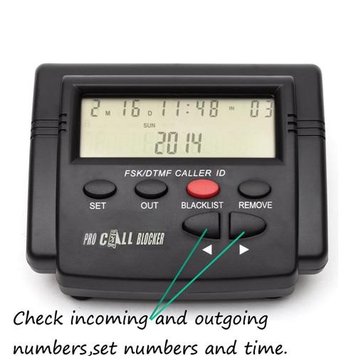 Caller id Boxes chamadas com id de chamada Provider : Original Manufacture