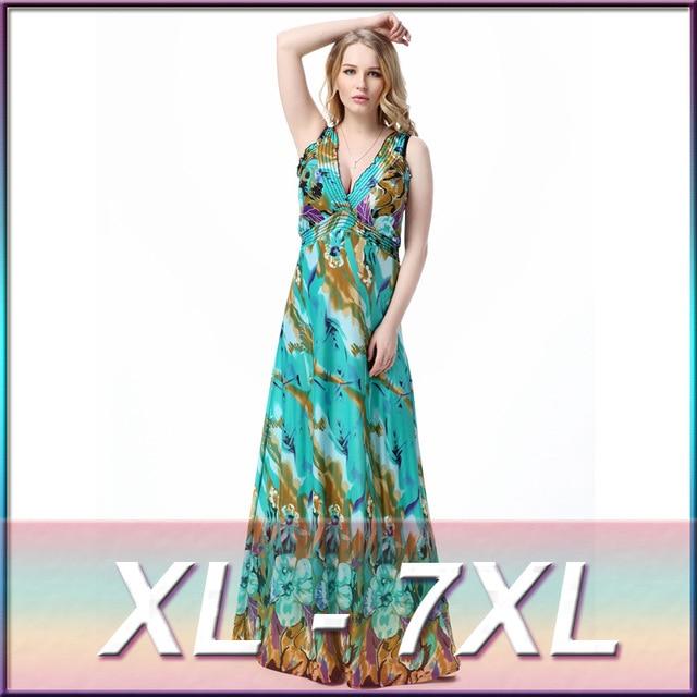 Big Size 6XL 7XL Summer Dress 2017 Vestido Casual Dresses Women Fat MM Dress Ladies Plus_640x640 aliexpress com buy big size 6xl 7xl summer dress 2017 vestido,7xl Womens Clothing