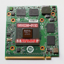 Laptop vga card 9500MGS 9500GT GS 512MB MXM II G84 625 A2 Video Card for Acer