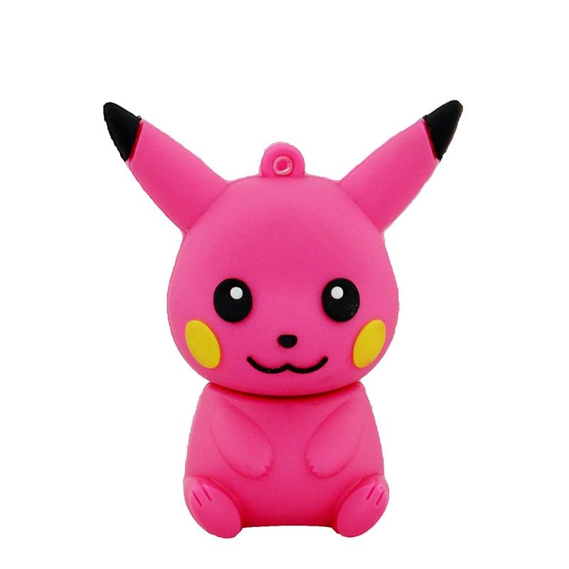 groothandel mini pen drive Pokemon Pikachu gift pen drive 8 gb 16 gb - Externe opslag - Foto 5