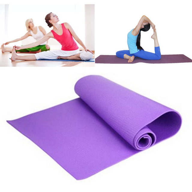 TTCZ 173*60*0.4cm Environmental Tasteless Yoga Mats Exercise Moisture-proof