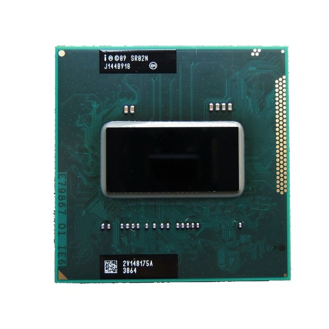 Processore Intel i7 2.2GHz 6MB Socket G2, processore i7 2670QM SR02N