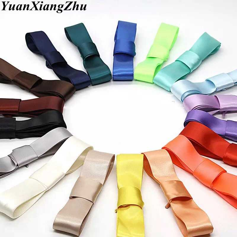 1Pair Satin Silk Ribbon Shoelaces White Sneaker shoes lace  Canvas shoe laces 2cm Width 80cm/100cm/120cm Length Shoelace