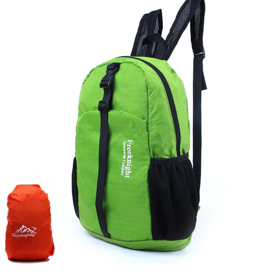 0c9c3bc963 New 30L Luar Tas Travel Lipat Portabel Tahan Air Nilon Hiking  BackpackMountaineering Berkemah Pria Wanita Back Pack DSB32 di Mendaki Tas  dari Olahraga ...