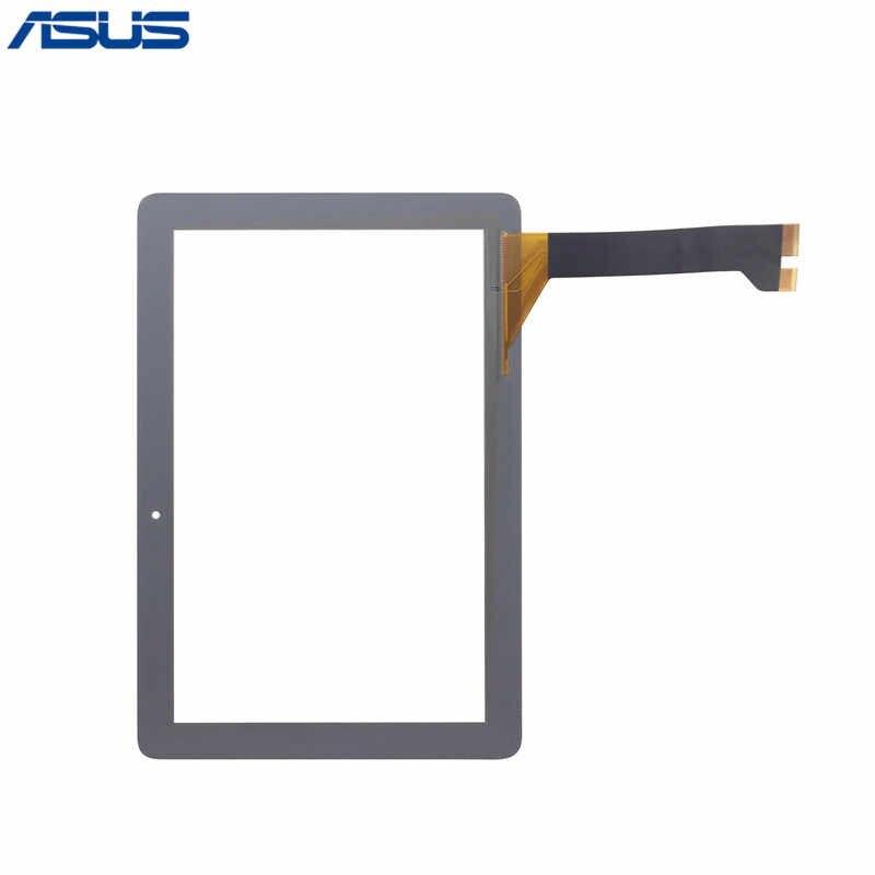 Asus Màn Hình Cảm Ứng Màu Đen/Trắng Màn Hình Cảm Ứng Digitizer chỉnh glass Lens sửa chữa phần Đối Với Asus MeMO Pad 10 ME102 ME102A cảm ứng bảng điều chỉnh