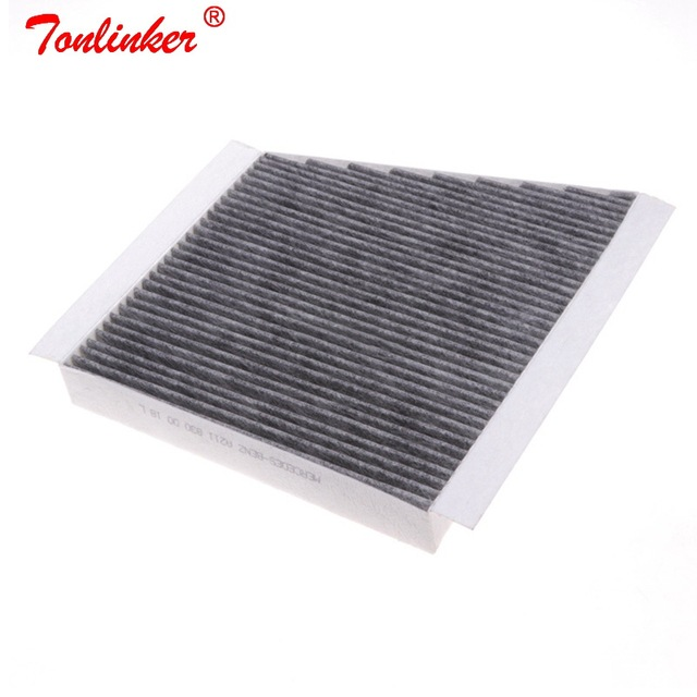 Cabin Filter For Mercedes benz E CLASS W211 E200 E 220 270 280 E320 CDI 230 240 300 350 E400 E500 4 matic 2002 2009 Model Filter
