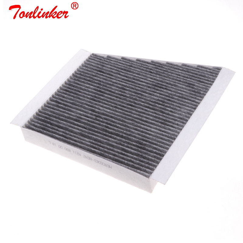 Cabin Filter For <font><b>Mercedes</b></font> benz E-CLASS W211 E200 E 220 270 280 E320 CDI 230 240 300 350 E400 E500 4-matic 2002-2009 Model Filter image