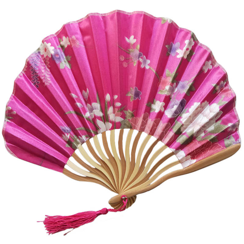 Chinese Style Bamboo Decoration Fan 3