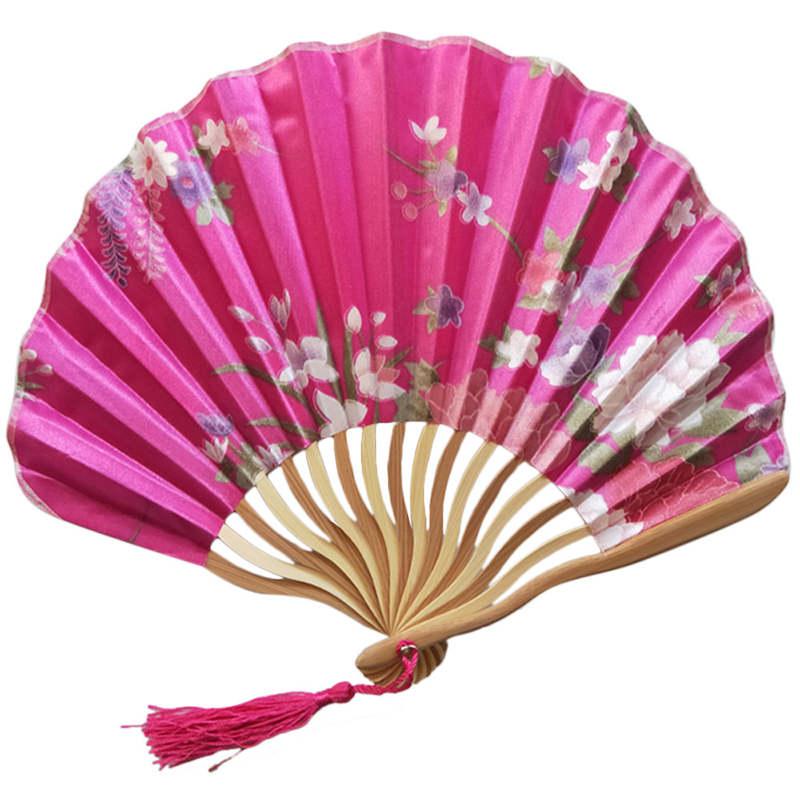 Chinese Style Bamboo Decoration Fan 3