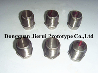 aluminum parts and cnc machined parts low volume production in china