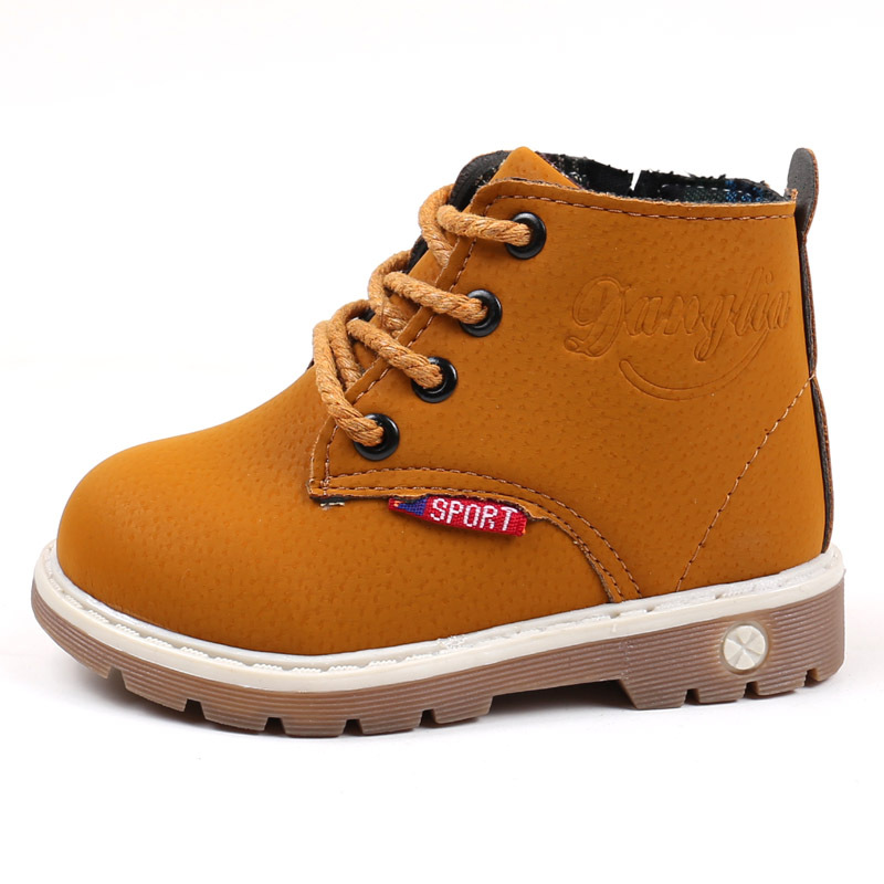 Children-Shoes-Matin-Boys-Boots-Autumn-Winter-Leather-Warm-Fashion-Girls-Boots-Gentleman-Rome-Non-slip-Kids-Boots-For-Boys-Girls-1