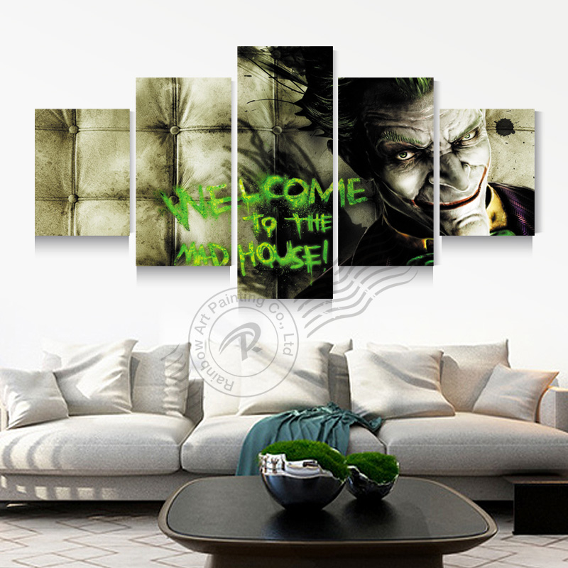 Joke Movie Poster Canvas Picture Painting Wall Art Modern Prints On Pictures For Living Room